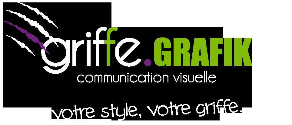 logo de l'entreprise griffe grafik